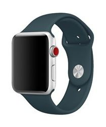 Originele Apple Sport Bandje Watch 44MM / 42MM Blauw
