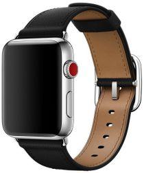 Originele Apple Classic Buckle Bandje Watch 44MM / 42MM Zwart