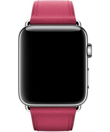 Originele Apple Classic Buckle Apple Watch Band 4/5 44MM, 3 42MM Roze