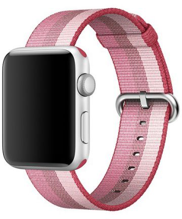 Origineel Apple Geweven Nylon Apple Watch 40MM / 38MM Bandje Berry