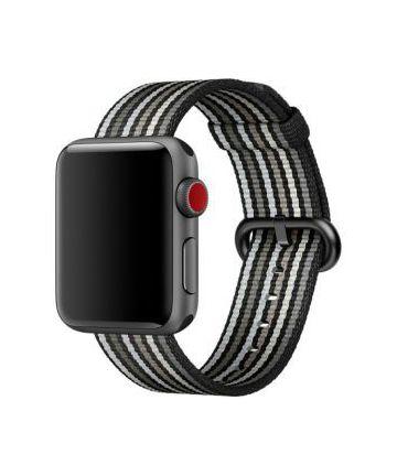 Originele Apple Gevlochten Nylon Bandje Watch 40MM / 38MM Zwart
