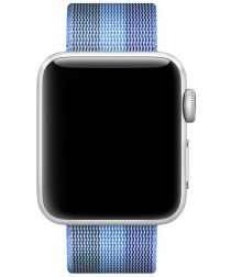 Originele Apple Nylon Apple Watch Band 4/5 40MM, 3/2/1 38MM Blauw