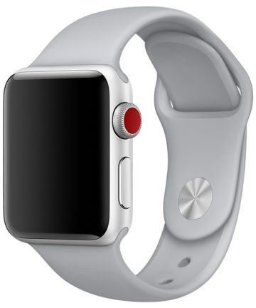 Originele Apple Classic Buckle Apple Watch Band 40MM / 38MM Grijs