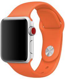 Originele Apple Classic Buckle Bandje Watch 44MM / 38MM Oranje