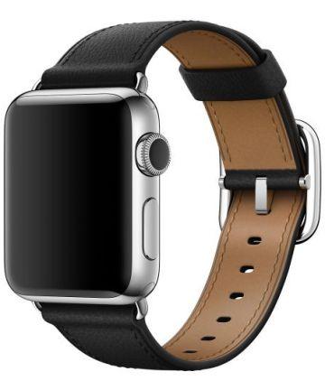 Originele Apple Classic Buckle Apple Watch Band 4/5 42MM, 3 38MM Zwart Bandjes
