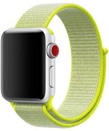 Originele Apple Nike Sport Loop Apple Watch Band 40MM / 38MM Groen