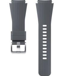 Samsung Active Silicone Galaxy Watch Band 46MM Grijs