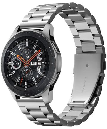 Spigen Modern Fit Samsung Galaxy Watch Band 46MM Zilver