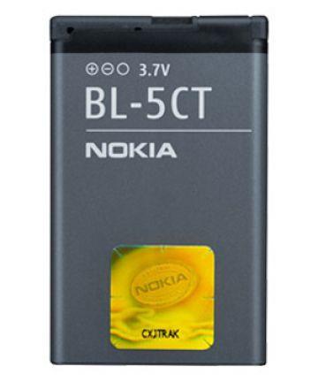 Nokia BL-5CT Batterij Origineel: 1050 mAh Li-ion