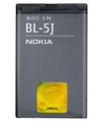 Nokia BL-5J Batterij Origineel: 1320 mAh Li-ion