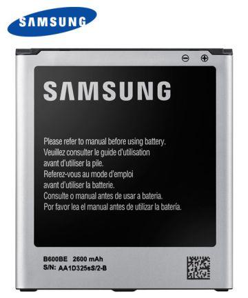 Originele Samsung Galaxy S4 Batterij EB-B600BE 2600mAh Batterijen