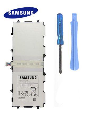 Originele Samsung Galaxy Tab 3 10.1 Li-Ion Batterij T4500E Batterijen