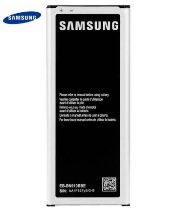 Originele Samsung Galaxy Note 4 Batterij EB-BN910BBE Batterijen