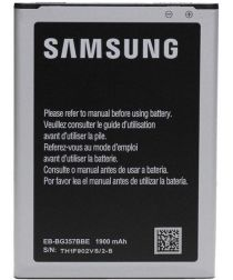 Samsung Galaxy Ace 4 Batterij met NFC EB-BG357BBE Origineel: 1900mAh