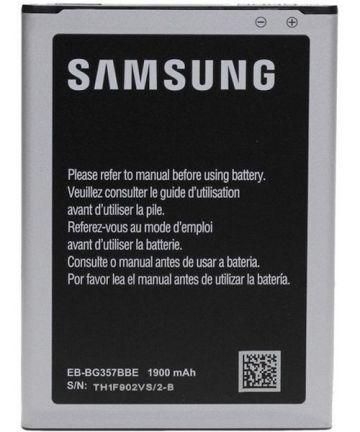 Samsung Galaxy Ace 4 Batterij met NFC EB-BG357BBE Origineel: 1900mAh Batterijen