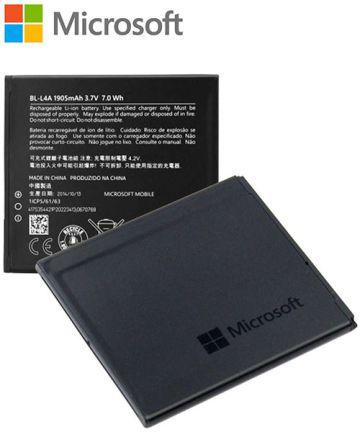 Microsoft BL-L4A Batterij Lumia 535 Origineel: 1905mAh