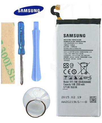 Originele Samsung Galaxy S6 Batterij EB-BG920 2550mAh Batterijen