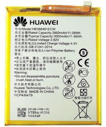 Huawei HB366481ECW Originele Batterij: 3000mAh
