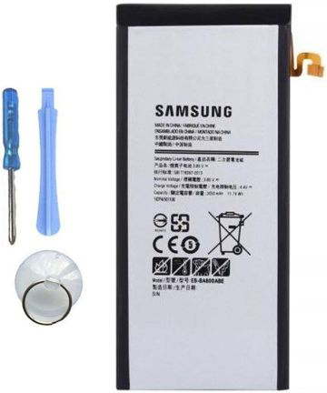 Originele Samsung Galaxy A8 (2018) Batterij EB-BA800ABE 3050mAh Batterijen