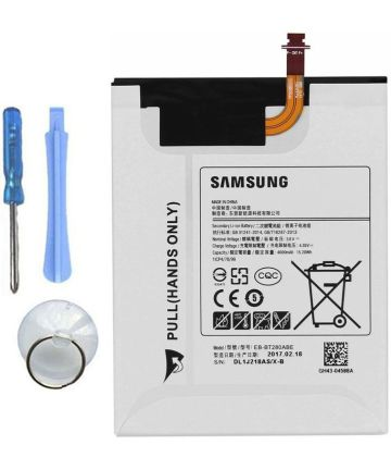 Originele Samsung Galaxy Tab A 7.0 (2016) Batterij EB-BT280ABE 4000mAh