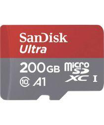 Sandisk Ultra MicroSD kaart 200GB A1 Class 10