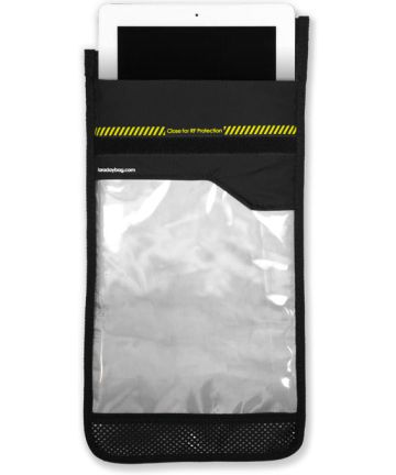 Disklabs Faraday Bag Tablet Shield 2 (TS2) Met Window