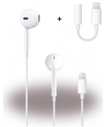 Apple MX62ZM/A Headset met lightning naar 3,5mm connector