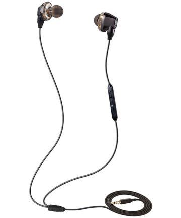 Baseus Encok H10 In-ear Oordopjes Smartphone Headset Zwart