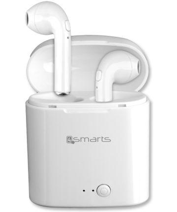 4smarts Eara Draadloze Oordopjes True Wireless Wit