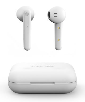 Urbanista Stockholm True Wireless Headset voor Android en IOS Wit