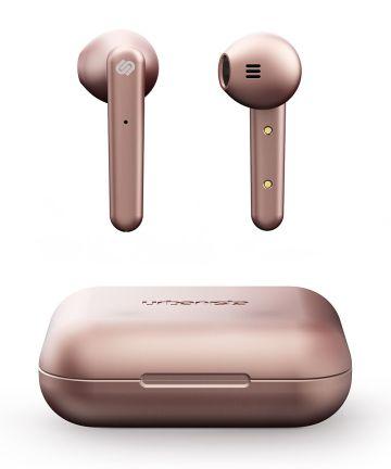 Urbanista Stockholm Draadloze Oordopjes voor Android en IOS Roze Headsets