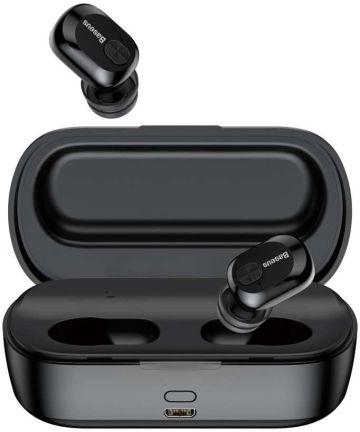 Baseus Encok W01 True Wireless Headset Zwart
