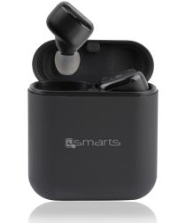 4smarts True Wireless Eara TWS Draadloze Headset Zwart