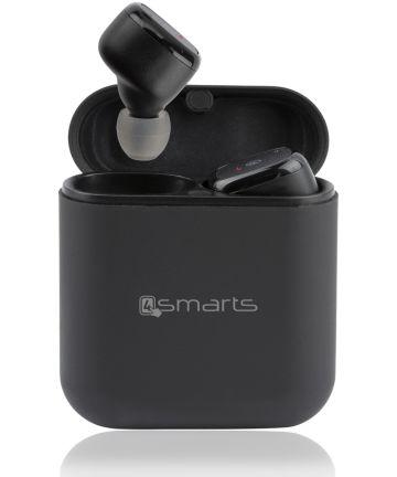 4smarts True Wireless Eara TWS Draadloze Oordopjes Zwart