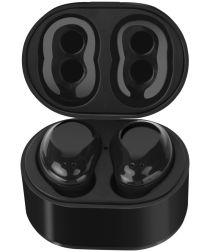 Waterdichte True Wireless Earbuds Met Oplaadbare Box Zwart