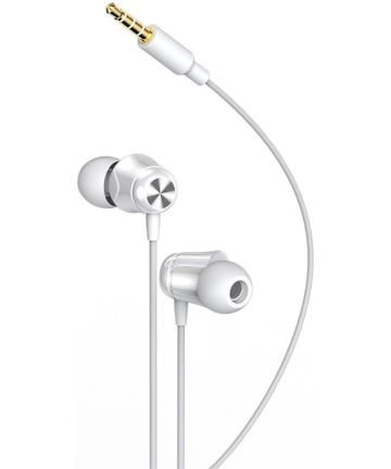 Baseus Encok H13 In-ear Oordopjes Smartphone Headset Wit