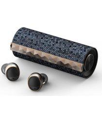 PaMu Scroll True Wireless Bluetooth Headset Blauw