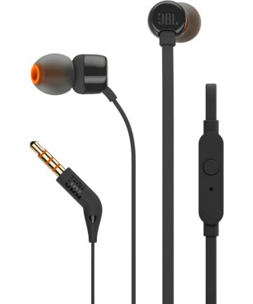 JBL in-ear headphone T110 Black