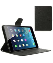 Apple iPad Mini 2/3 Wallet Case Zwart