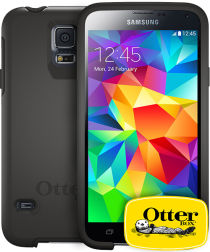 Otterbox Symmetry Case Samsung Galaxy S5 (Neo) Zwart