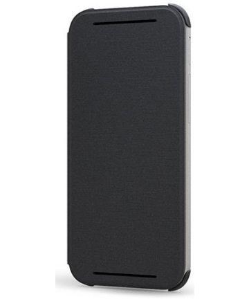 HTC One M8 Flip Case HC V941 Zwart