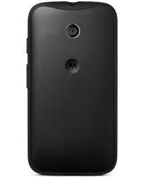 Motorola Moto E Originele Grip Shell Zwart