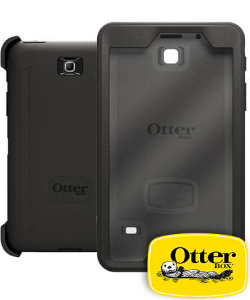 Otterbox Defender Case Samsung Galaxy Tab 4 7.0 - Zwart