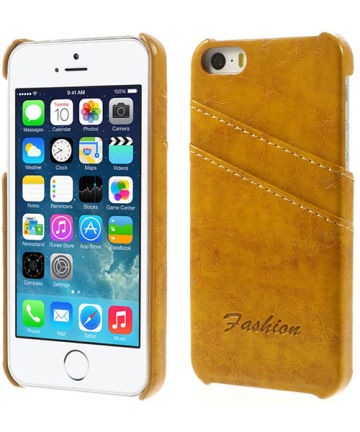 iPhone 5/5S/SE Back Cover - Bruin