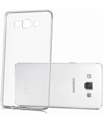 Samsung Galaxy A5 TPU Back Cover Transparant Hoesjes