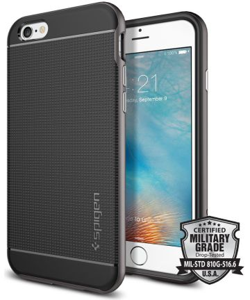 Spigen Neo Hybrid Case Apple iPhone 6S Gunmetal