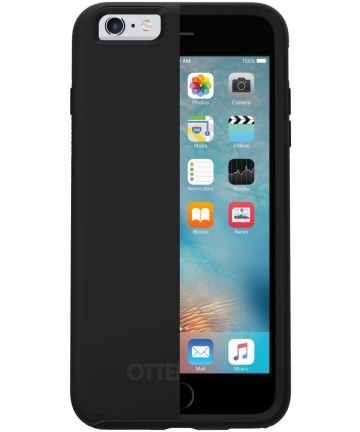 Otterbox Symmetry Case 2.0 Apple iPhone 6s Plus - Zwart