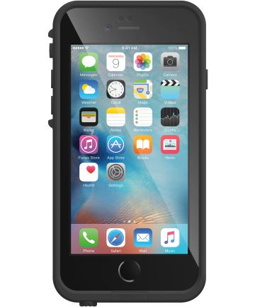 Lifeproof Fre Apple iPhone 6S Waterdicht Hoesje Black