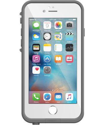 Lifeproof Fre Apple iPhone 6S Waterdicht Hoesje Avalanche White