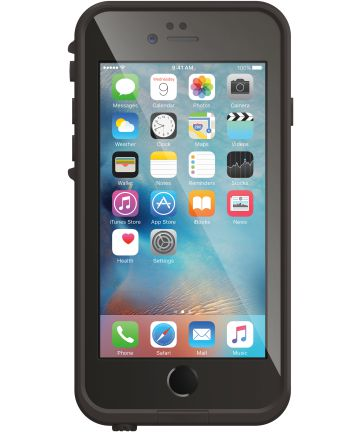 Lifeproof Fre Apple iPhone 6S Waterdicht Hoesje Grind Grey